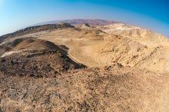 пустыня judean Стоковое Изображение RF