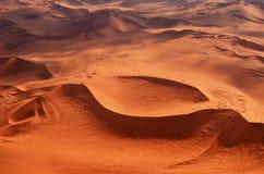 Пустыня Namib, Намибия, Африка Стоковая Фотография RF