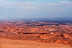 Пустыня Namib, Намибия, Африка Стоковые Изображения