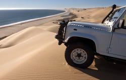Пустыня Namib - Намибия Стоковые Изображения RF