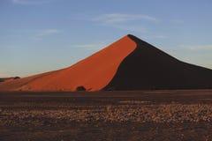 Пустыня Namib Намибия стоковые фотографии rf