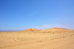 Пустыня Namib, Намибия Стоковые Изображения RF