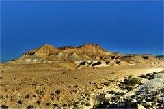 Пустыня Negev Стоковое Фото