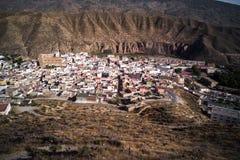 Пустыня Tabernas стоковое фото rf