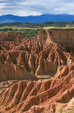 Пустыня Tatacoa Стоковые Фотографии RF