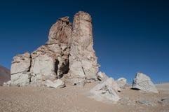 Пустыня Uyuni Стоковые Изображения
