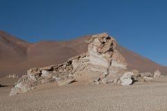 Пустыня Uyuni Стоковое Изображение
