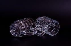 2 пустых кружки Стоковые Изображения RF