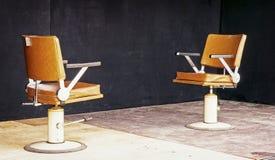 2 пустых стуль Стоковое Изображение RF