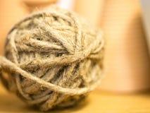 Путать потока для needlework Стоковые Фото