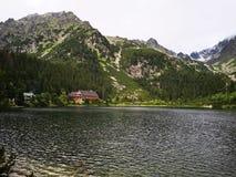 Путешествие высокое Tatras стоковые изображения rf
