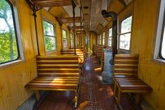 Путешествие в Sarganska Osmica (Shargan 8) - Сербия стоковая фотография