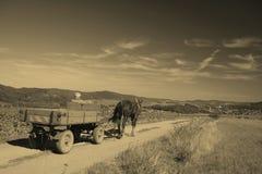 путешествие длиной Стоковая Фотография RF