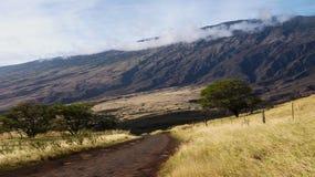 Путешествие круга Мауи Стоковое фото RF