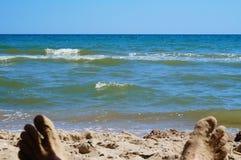 Путешествие моря Стоковые Фото