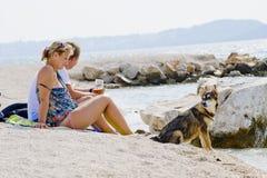 путешествие остальных Хорватии Стоковые Фото