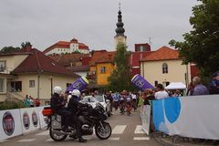 Путешествие Словении, Lendava Стоковая Фотография RF
