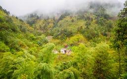 Путешествие старого следа Huihang пешее Стоковые Фотографии RF