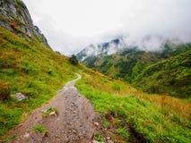 Путешествие старого следа Huihang пешее Стоковые Фото