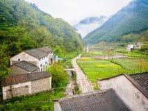 Путешествие старого следа Huihang пешее Стоковое Изображение RF