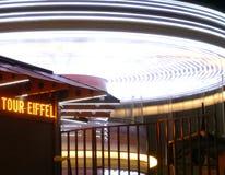Путешествие Eiffel Весел-Идти-круглый Стоковое фото RF