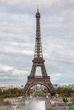 Путешествие Eiffel в Париже Стоковая Фотография