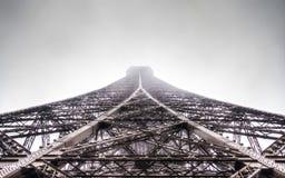 Путешествие Eiffel Ла Стоковая Фотография RF