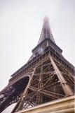 Путешествие Eiffel Ла Стоковое Фото