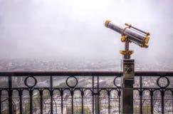 Путешествие Eiffel Ла Стоковая Фотография