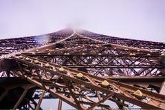 Путешествие Eiffel Ла Стоковое Изображение RF