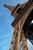 Путешествие Eiffel Ла стоковые фотографии rf