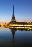 Путешествие Eiffel, Париж Стоковая Фотография RF