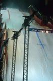 Путешествие GRAND PRIX DE RUSSIE сноуборда мира Стоковое Фото