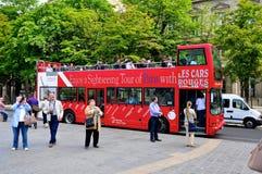 путешествие paris Стоковая Фотография RF