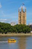Путешествия утки Лондона стоковая фотография