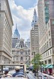 Путешествия Филадельфии стоковое изображение rf