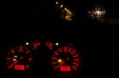 Путешествовать автомобилем Стоковые Фотографии RF