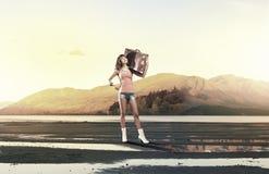Путешествовать заминкы Стоковое фото RF