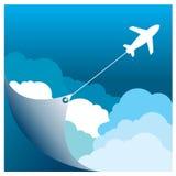 Путешествуйте каникулы праздника готовые для vec концепции приключения Стоковое Изображение RF