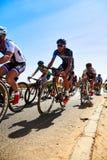 Путешествуйте du Сенегал 2017 от Дакара к исламу Mansouri победителя этапов Дакара 8 Стоковые Фотографии RF