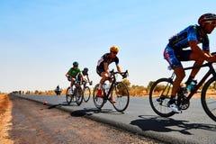 Путешествуйте du Сенегал 2017 от Дакара к исламу Mansouri победителя этапов Дакара 8 Стоковые Изображения