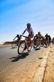Путешествуйте du Сенегал 2017 от Дакара к исламу Mansouri победителя этапов Дакара 8 Стоковые Изображения RF