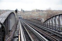 Пути метро Стоковая Фотография RF