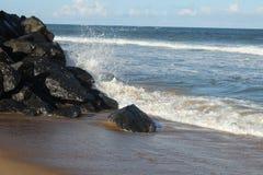 пути моря Стоковые Изображения RF