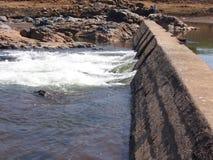 Пути сохранить воду Стоковое Изображение RF