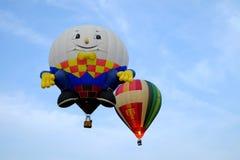 Путраджайя, Малайзия - 12-ое марта 2015: седьмой воздушный шар Fiesa Путраджайя международный горячий в Путраджайя, Малайзии стоковое изображение