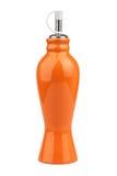 Путь бутылки уксуса Стоковое фото RF