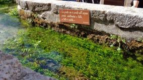 Путь воды стоковая фотография