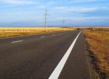 Путь в Азии Стоковое фото RF