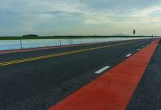 Путь в Таиланде Стоковые Изображения RF